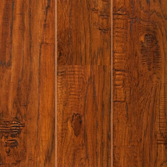 Dream home ispiri 12mm buffalo gap hickory laminate for Ispiri laminate flooring