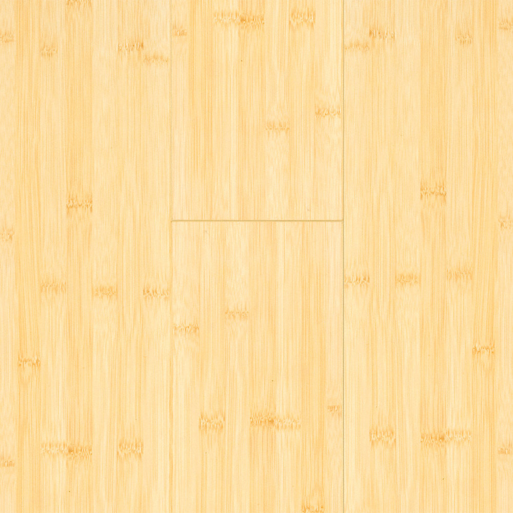 12mm Pad Horizontal Natural Bamboo Laminate Dream Home