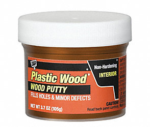 3.7 oz. Finishing Putty Maple