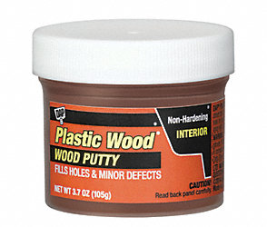 3.7 oz. Finishing Putty Red Oak