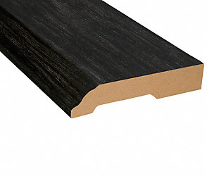 Chimney Rock Charcoal Laminate Baseboard