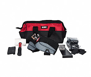 Click Floor Installation Kit with Tool Bag