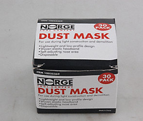 Dust Mask (30 pack)