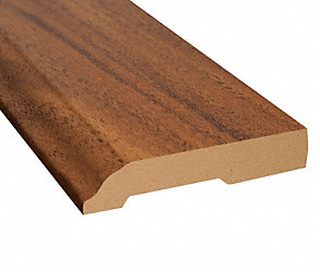 Golden Acacia Laminate Baseboard