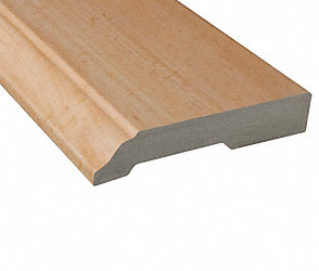 Nantucket Beech Laminate Baseboard