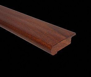 Prefinished Easy Click Golden Teak Stair Nose