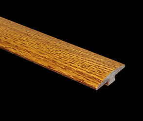 Prefinished Gunstock Oak T-Molding