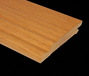 Prefinished Red Oak Veneer Baseboard
