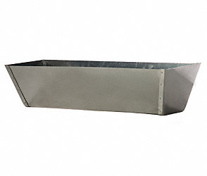 Stainless Steel Mud Pan