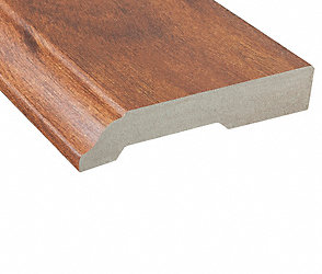 Summer Retreat Teak Laminate Baseboard