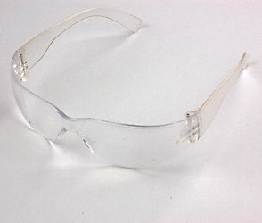 UV Safety Glasses Clear