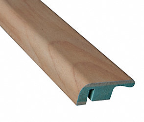Warm Springs Chestnut Laminate End Cap