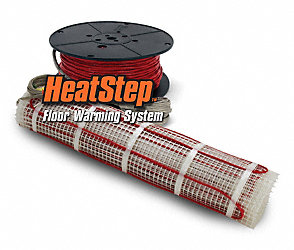 2 x 35 HeatStep 120V Mat Kit