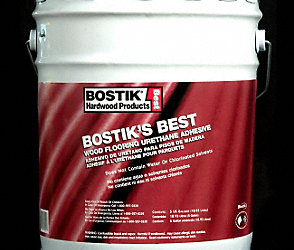 5 Gallon Bostiks Best Adhesive