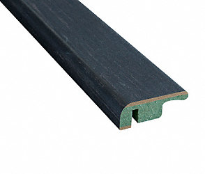 Chimney Rock Charcoal Laminate End Cap