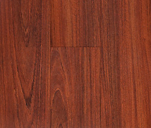 10mm+pad Boa Vista Brazilian Cherry Laminate