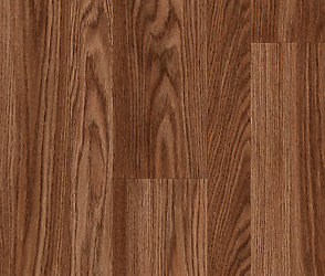8mm Dark Gunstock Oak Laminate