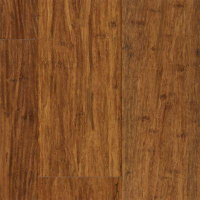 putting wood floor over tile