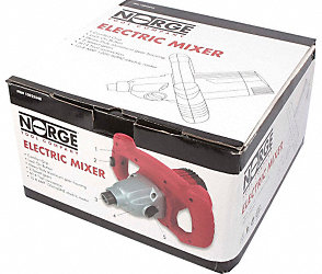 Electric Mortar Mixer