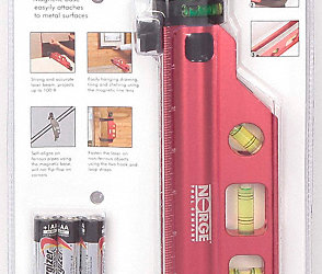 Laser Level Aluminum Stick