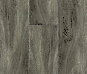 3mm Stormy Gray Oak Resilient Vinyl