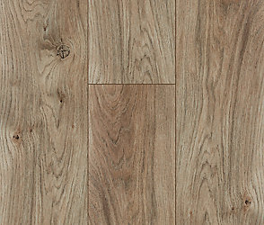 5mm Riverwalk Oak Click Resilient Vinyl