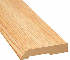 7.5 Select Red Oak Laminate Baseboard