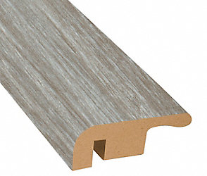 Dunes Bay Driftwood Laminate End Cap