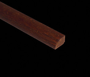 Hermitage Red Oak Shoe Molding