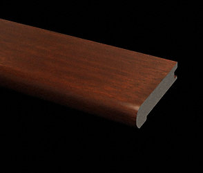 Prefinished Malaccan Cherry Stair Nose