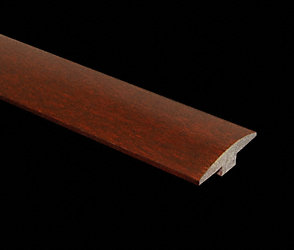 Prefinished Malaccan Cherry T-Molding