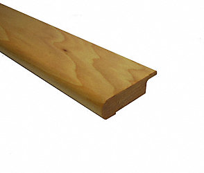 Prefinished Quick Clic Natural Hickory Stair Nose