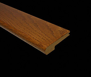 Prefinished Red Oak Honey Stair Nose