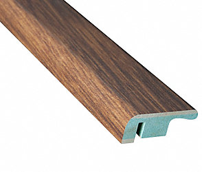 Toasted Chickory Laminate End Cap