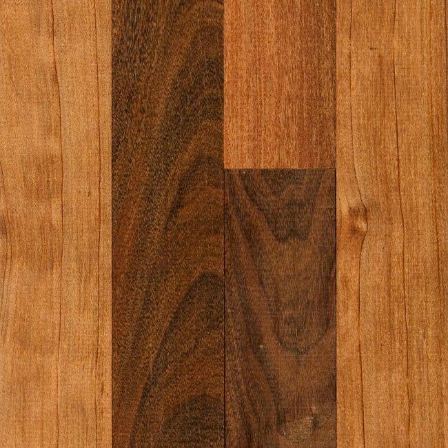 "Solid Brazilian Walnut Hardwood Flooring: 3/4"" X 3"" Brazilian Walnut :Lumber"