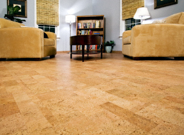 Lisbon Cork 1st 10 mmx193mm Quercus Suberus Clear Finish Engineered