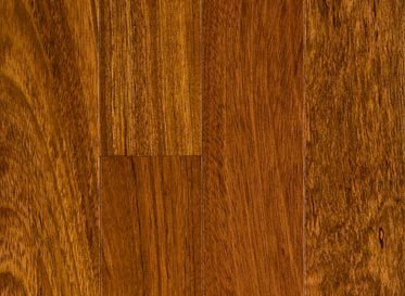 "Sch�n  Natural 3/8""x3"" Brazilian Cherry Hymenaea Courbaril Clear Finish Engineered"