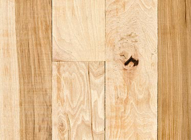 "R.L. Colston Natural 3/4""x3 1/4"" Hickory Unfinished Solid"
