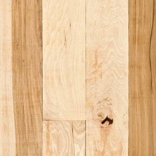 R l colston product reviews and ratings hickory 3 4 for Buy unfinished hardwood flooring