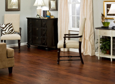 "Virginia Mill Works Engineered Natural 1/2""x5"" Stained Finish Engineered"