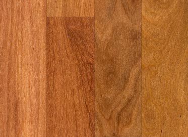 "BELLAWOOD Select 3/4""x3 1/4"" Teak Coumarouna Odorata Clear Finish Solid"