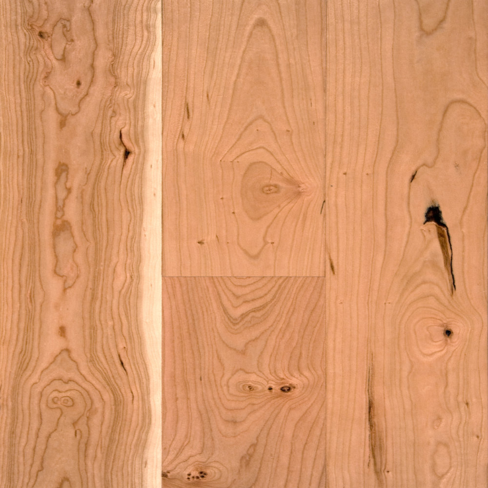 "CLEARANCE! 3/4"" x 4"" Natural American Cherry - BELLAWOOD 