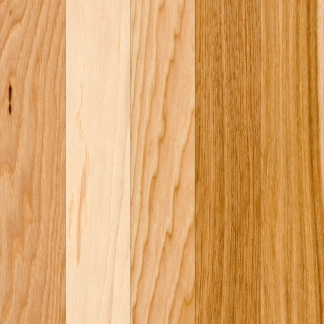 Bellawood 3 4 x 2 1 4 natural hickory lumber for Bellawood bamboo