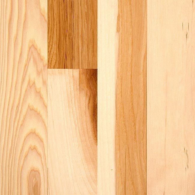 3 4 X 3 Rustic Hickory Flooring Odd Lot Bellawood