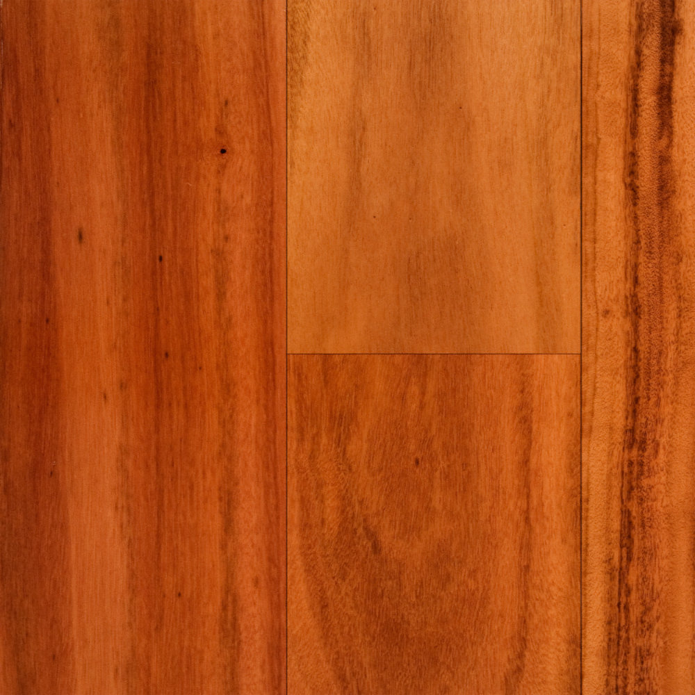 1 2 x 5 select brazilian koa engineered bellawood for Hard laminate flooring