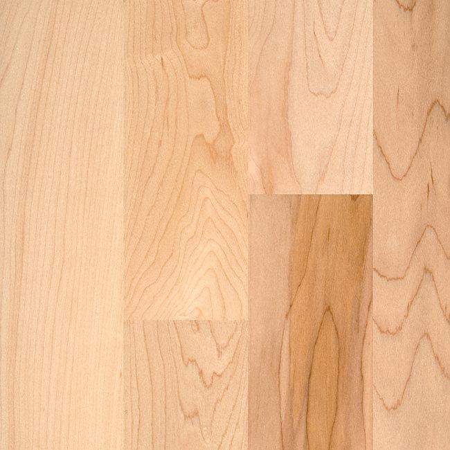 3 8 Quot X 3 Quot Natural Maple Flooring Odd Lot Bellawood