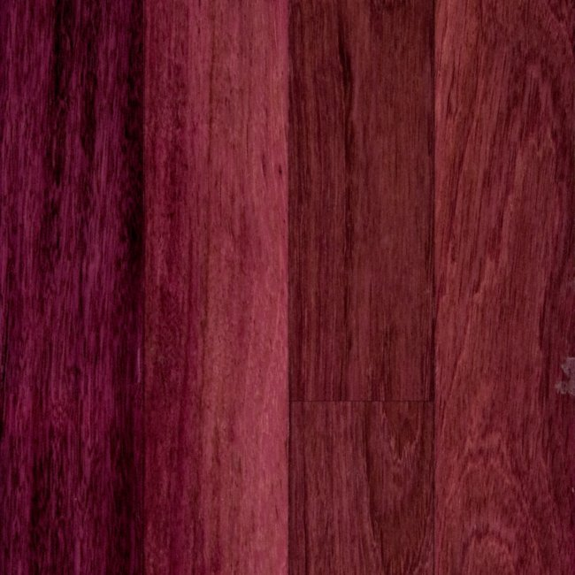 3 8 x 3 purple heart bellawood lumber liquidators for Purple heart flooring