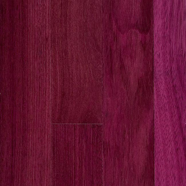 Product reviews and ratings prefinished 3 4 x 3 1 4 for Purple heart flooring