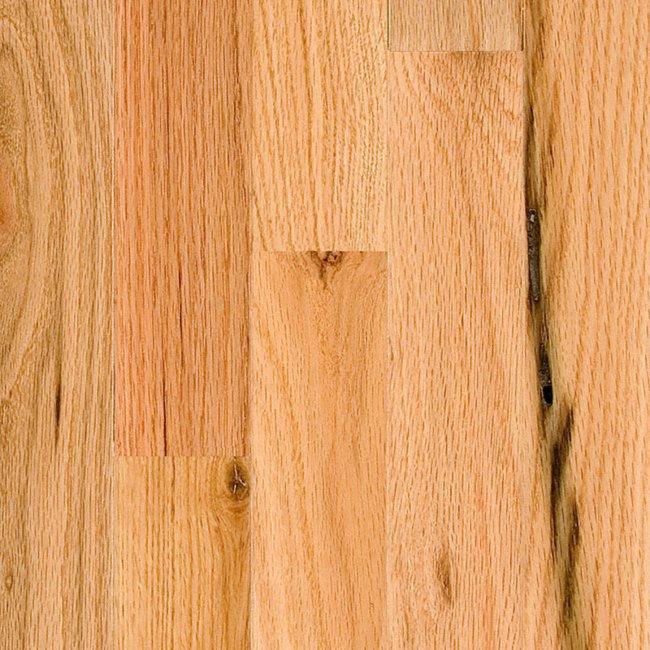 Bellawood 3 4 x 2 1 4 rustic red oak lumber for Rustic red oak flooring