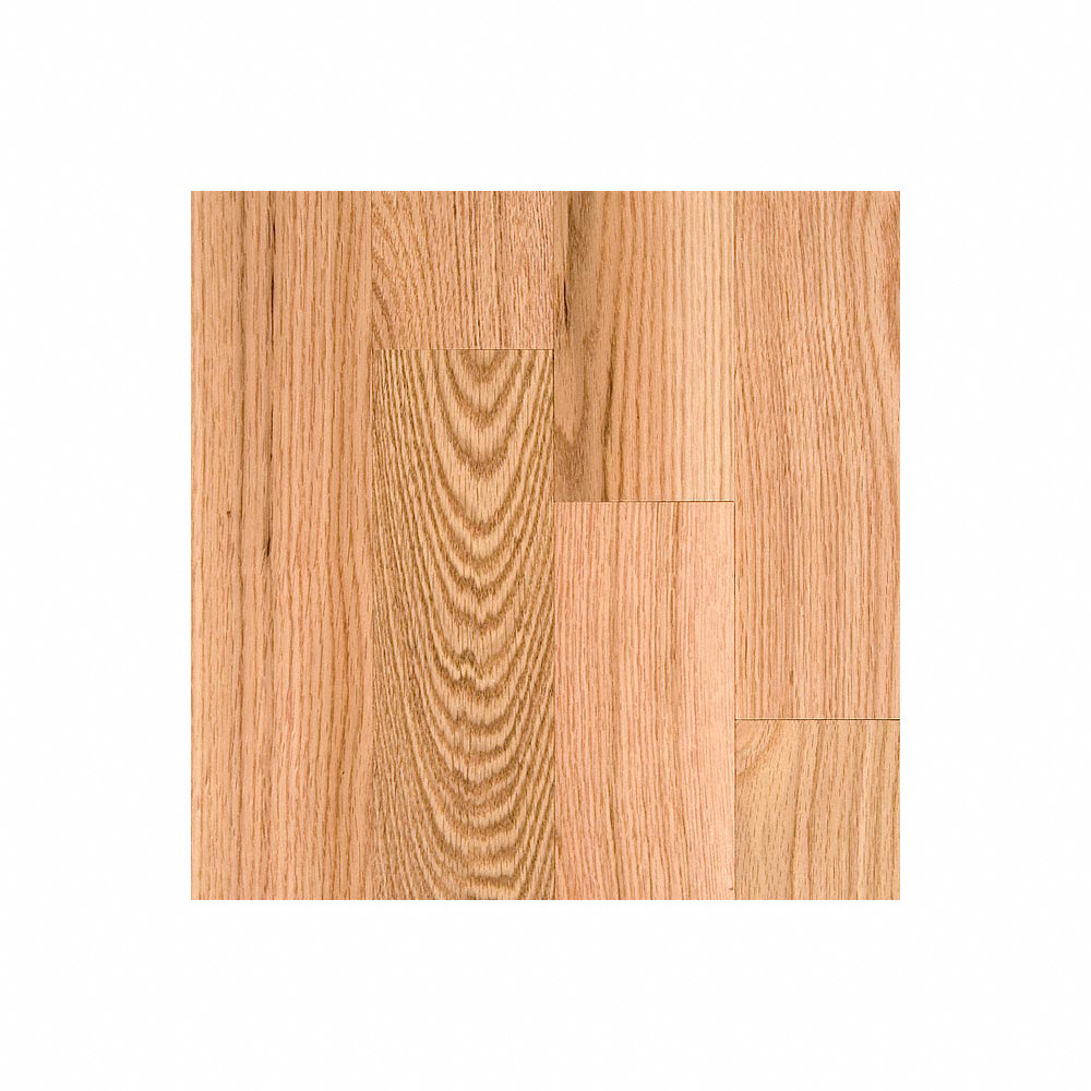 3 8 Quot X 3 Quot Natural Red Oak Flooring Odd Lot Bellawood